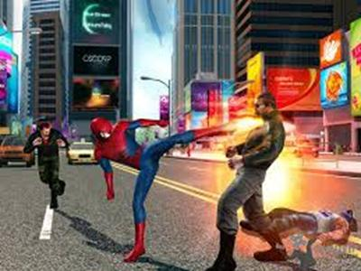 The amazing spider man 3ds cia