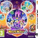 Disney Magical World 2 (USA) (Region-Free) (Multi-Español) 3DS ROM CIA