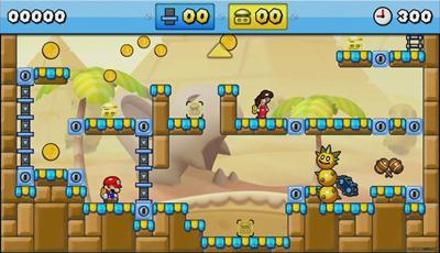 Mario Vs Donkey Kong Ds Rom Espanol Mega