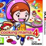 Cooking Mama 4 (EUR) [Multi5-Español] 3DS ROM