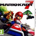Mario Kart 7 (USA) (Multi3-Español) 3DS ROM