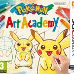 Pokemon Art Academy (USA) (Region-Free) (Multi-Español) 3DS ROM CIA