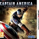 Captain America Super Soldier (USA) (Multi2-Español) 3DS ROM