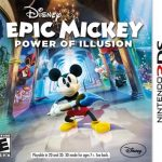 Disney Epic Mickey Power of Illusion (EUR) (Region-Free) (Multi-Español) 3DS ROM CIA