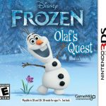 Disney Frozen – Olafs Quest (USA) (Region-Free) (Multi) 3DS ROM CIA