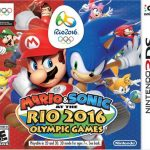 Mario and Sonic at the Rio 2016 Olympic Games (USA) (Multi-Español) 3DS ROM
