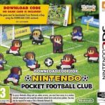 Nintendo Pocket Football Club (EUR) (Multi6-Español) (eShop) 3DS ROM