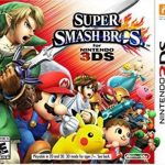 Super Smash Bros. for Nintendo 3DS (USA) (Multi3-Español) 3DS ROM