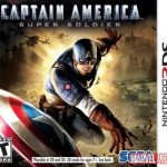 Captain America – Super Soldier (EUR) (Multi5-Español) 3DS ROM CIA