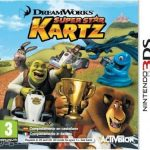 DreamWorks Super Star Kartz (USA) (Multi-Español) 3DS ROM CIA