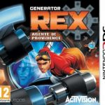 Generator Rex – Agent of Providence (EUR) (Multi5-Español) 3DS ROM CIA