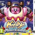 Kirby Planet Robobot (EUR) (Multi-Español) 3DS ROM