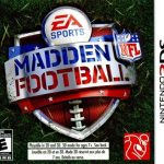 Madden NFL Football (USA) 3DS ROM CIA