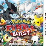 Pokemon Rumble Blast (USA) 3DS ROM CIA