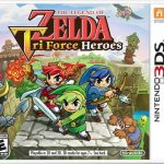 The Legend of Zelda Tri Force Heroes (EUR) (Multi-Español) 3DS ROM