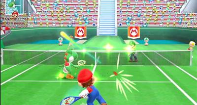Mario Tennis Open (USA) (Multi-Español) 3DS ROM – Roms3ds