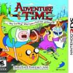 Adventure Time Hey Ice King Why'd You Steal Our Garbage (USA) (Region-Free) 3DS ROM CIA