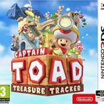 Captain Toad – Treasure Tracker (USA) (Multi-Español) 3DS ROM