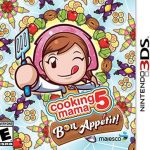Cooking Mama 5 Bon Appetit (USA) 3DS ROM