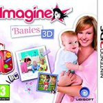 Imagine – Babies 3D (EUR) (Multi6-Español) 3DS ROM