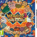 Inazuma Eleven 3 Fuego Explosivo (EUR) (Multi-Español) 3DS ROM