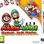 Mario & Luigi – Paper Jam Bros (EUR) (Multi-Español) 3DS ROM