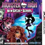 Monster High – New Ghoul in School (EUR) (Multi5-Español) 3DS ROM