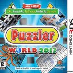 Puzzler World 2013 (EUR) (Multi5-Español) 3DS ROM