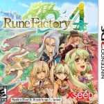 Rune Factory 4 (USA) 3DS ROM