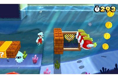 Super Mario Bros 3d Land Cia