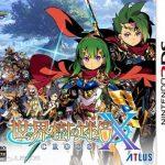 Etrian Odyssey X (JPN) 3DS ROM CIA + (DLC)