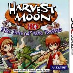 Harvest Moon 3D – The Tale of Two Towns (USA) 3DS ROM CIA