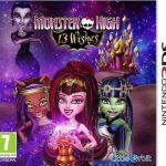 Monster High – 13 Wishes (EUR) (Multi10-Español) 3DS ROM