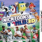 Nicktoons MLB 3D (USA) 3DS ROM CIA