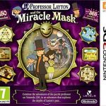 Professor Layton and the Miracle Mask (USA) 3DS ROM