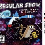 Regular Show – Mordecai and Rigby in 8-bit Land (EUR) (Multi) 3DS ROM