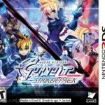 Azure Striker Gunvolt Striker Pack (JPN) 3DS ROM