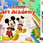 Disney Art Academy (USA) (Multi-Español) (Region Free) 3DS ROM CIA
