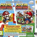 Mario and Donkey Kong Minis on the Move (USA) (Multi-Español) 3DS ROM