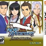 Phoenix Wright Ace Attorney Spirit of Justice (EUR) 3DS ROM