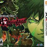Shin Megami Tensei IV Apocalypse (USA) 3DS ROM