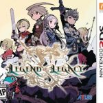 The Legend of Legacy (USA) 3DS ROM