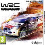 WRC FIA World Rally Championship 2014 (EUR) (Multi5-Español) 3DS ROM