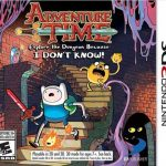 Adventure Time Explore the Dungeon Because I Don't Know (USA) (Multi-Español) 3DS ROM