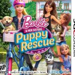 Barbie and Her Sisters – Puppy Rescue (USA) (Multi3) 3DS ROM CIA
