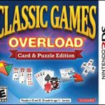 Classic Games Overload Card and Puzzle Edition (USA) 3DS ROM