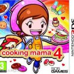 Cooking Mama 4 – Kitchen Magic (USA) 3DS ROM