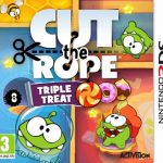 Cut the RopeTriple Treat (USA) (Multi-Español) 3DS ROM