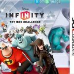 Disney Infinity Toy Box Challenge (USA) (Multi-Español) 3DS ROM