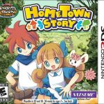 Hometown Story (USA) (Multi3) (Region-Free) 3DS ROM CIA